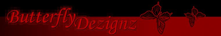 Butterfly Dezignz Site Logo